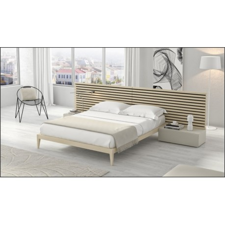 Dormitorio modular ref: dmk02