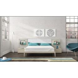 Dormitorio modular ref: dmk03