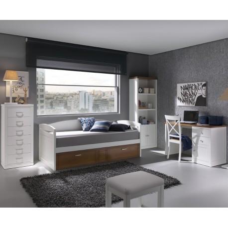 Dormitorio juvenil ref: mdj1