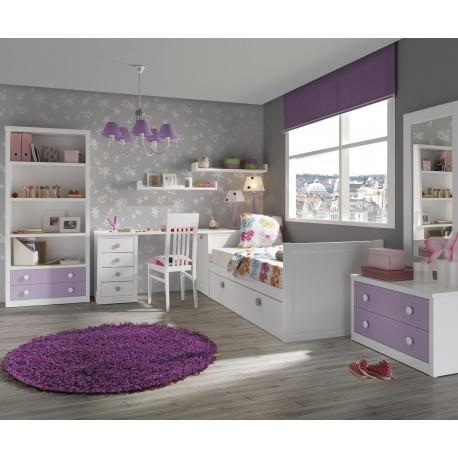 Dormitorio juvenil ref: mdj2