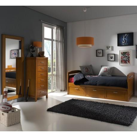 Dormitorio juvenil ref: mdj3