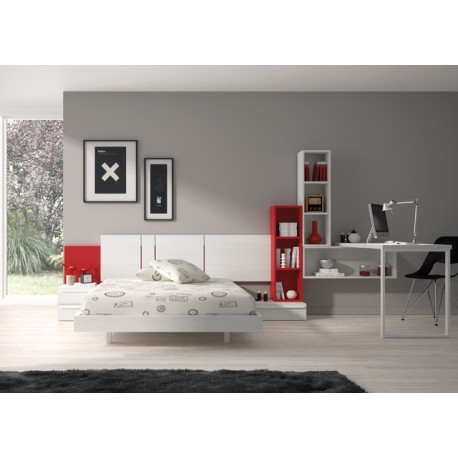 Dormitorio juvenil ref: r04