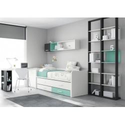 Dormitorio juvenil ref: r05