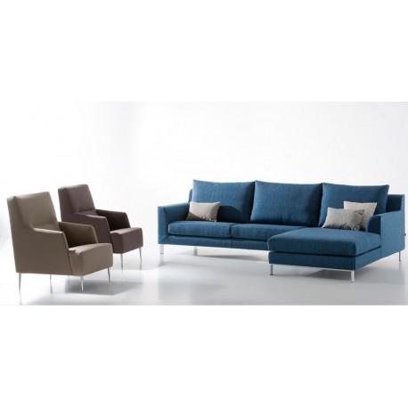 sofa chaise ref: b12