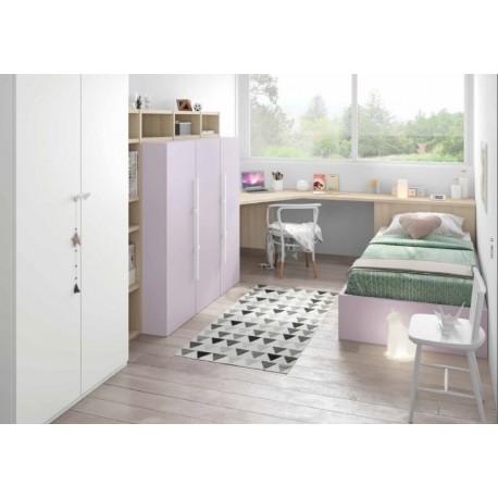 Dormitorio juvenil ref: AJ6