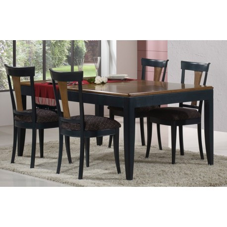 Mesa y sillas ref: bh