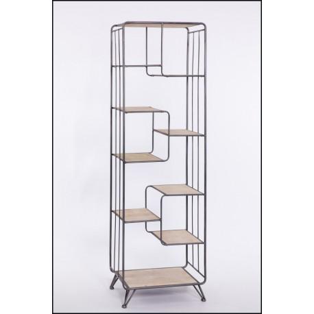 Estanteria - estantes a varias alturas ref: esga51